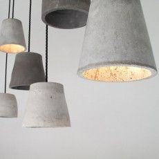 Bunker Cone Pendant Light