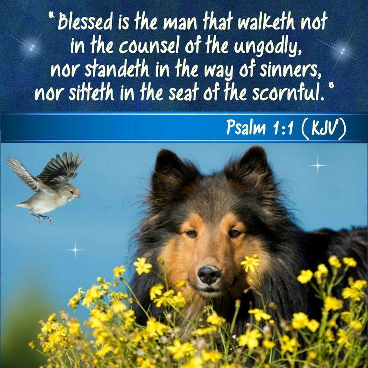 Psalm 1:1 KJV