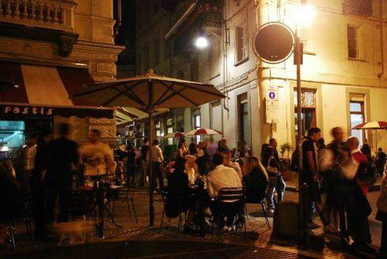 Pastis - Foto del Dehors Piazza Emanuele Filiberto, Torino