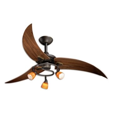 Ceiling fan: 48 Inch, Lighting, Ceiling Fans, Oils, Picard Ceiling, Ceilings, Oil Rubbed Bronze, Aireryder Fn48121Or