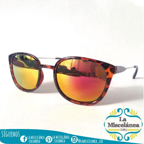 Gafas de sol Espejo ☀️✌️!!! Envíos nacionales 100% seguros ✈️ Escríbenos por whatsapp  3135724122