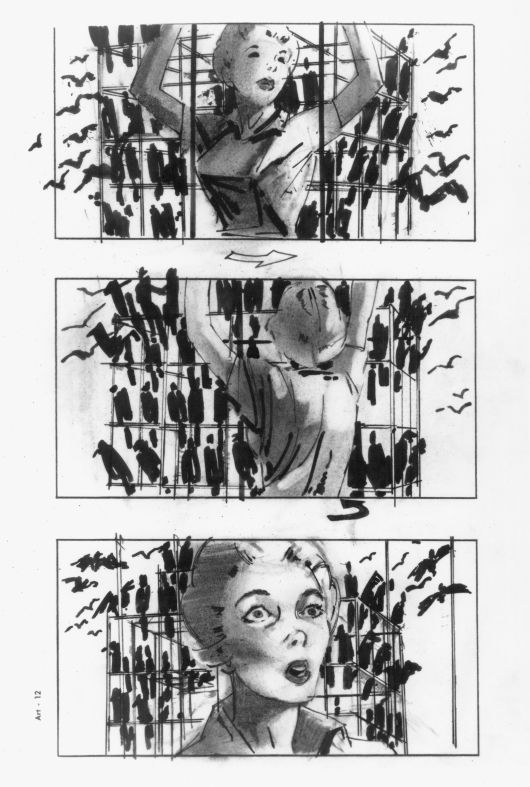 Best 25+ Storyboard film alfred hitchcock ideas on Pinterest - film storyboards