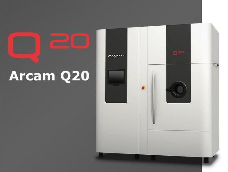 Arcam Q20 - EBM 3D printer