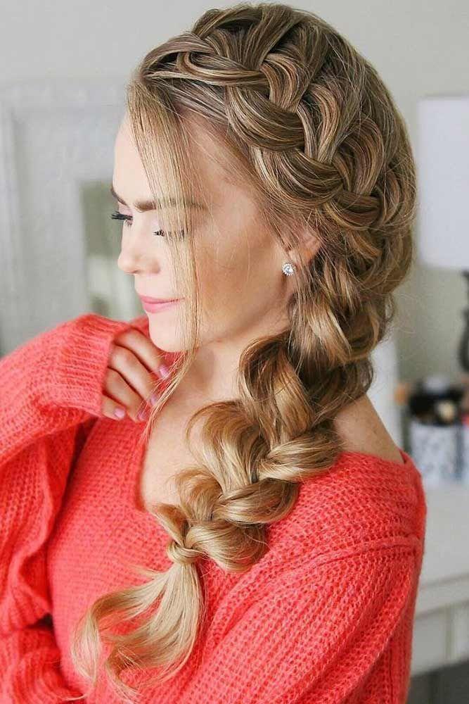 33 Zopfstile zum Ausprobieren, um sie leer zu verhexen  #alle #Ausprobieren #bezaubern #Sie #um - #Ausprobieren #bezaubern #verhexen #zopfstile - #HairstyleCool