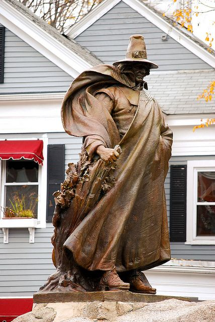 Salem, Massachusetts - To see all of the history, the museums, the architecture, to hear the stories of Olde…