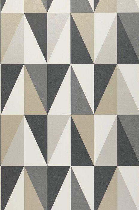 Papier peint motifs géométriques  http://www.papierpeintdesannees70.com/motifs-du-papier-peint/papier-peint-geometrique/