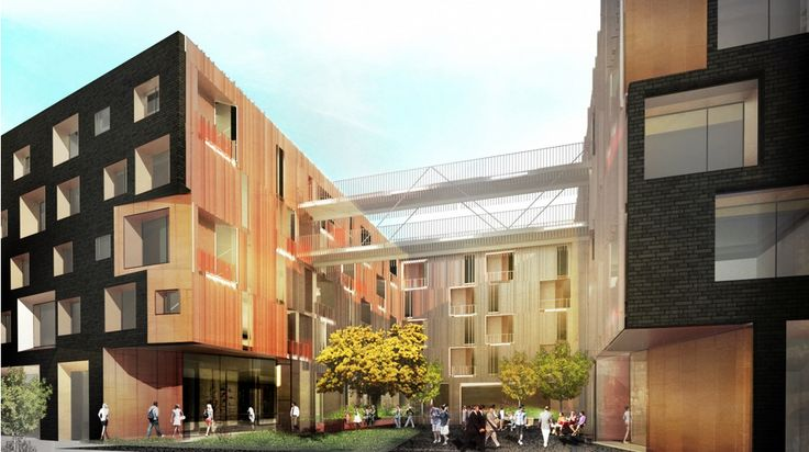 Southern Arts District Getting Big LOHA-Designed Mixed-User - GentrificationWatch - Curbed LA