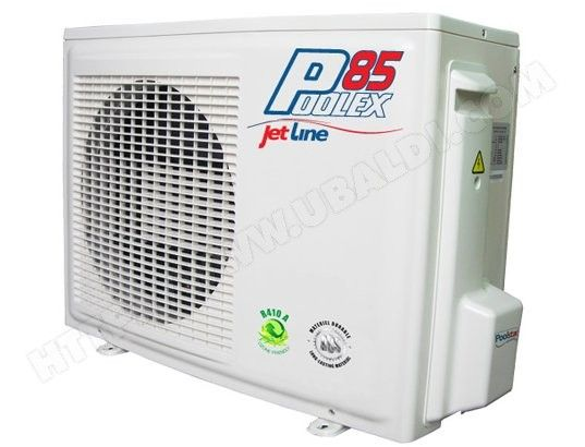 Pompe à chaleur POOLSTAR Jetline 85