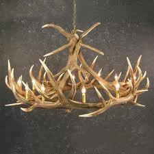 antler chandelier - Google Search
