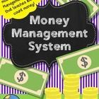 Behavior Management System - With Money!   This behavior management system taps into students' natural love of earning, buying and spending their o...