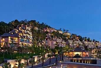 The Westin Siray Bay Resort & Spa, Phuket. A tranquil resort on tropical Siray Island in Phuket.
