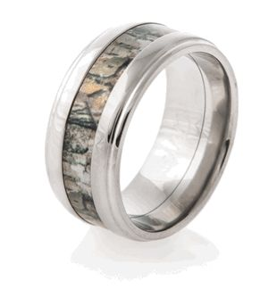 Two-Step Camouflage Band
