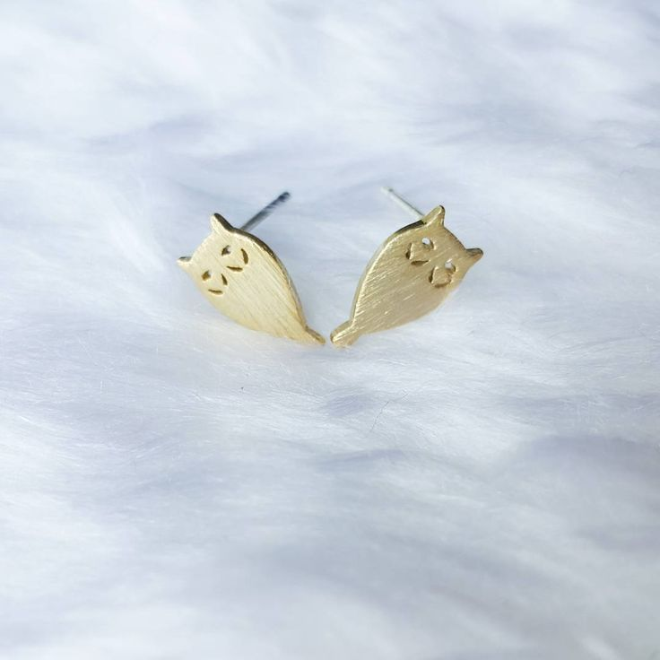 Retrouvez nos BO hibou sur Luna Pyxis. Get our owl earrings on Luna Pyxis!  #owl #fashion #earrings #lunapyxis