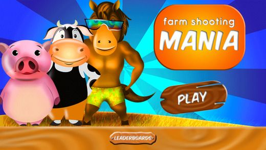 Farm Shooting Mania - A new fun-filled iOS shooting game. Quite interesting to play with the farm cuties. Just try. Downlaod Link: https://itunes.apple.com/us/app/farm-shooting-mania/id950261924 #iosgames #farmgames #shootinggame