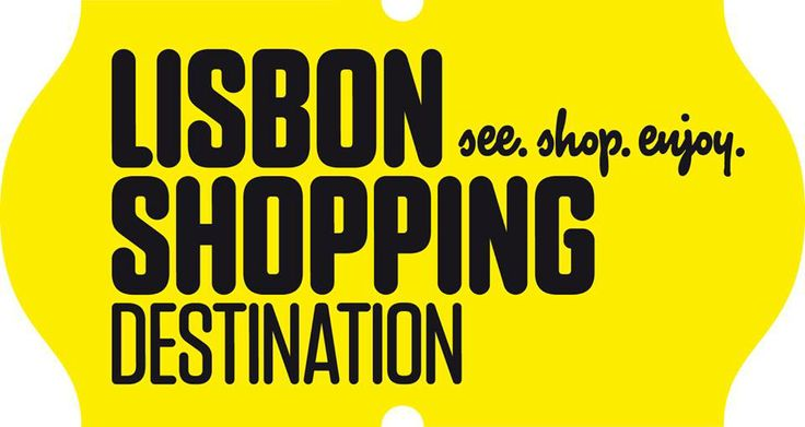 Lisbon Shopping Destination