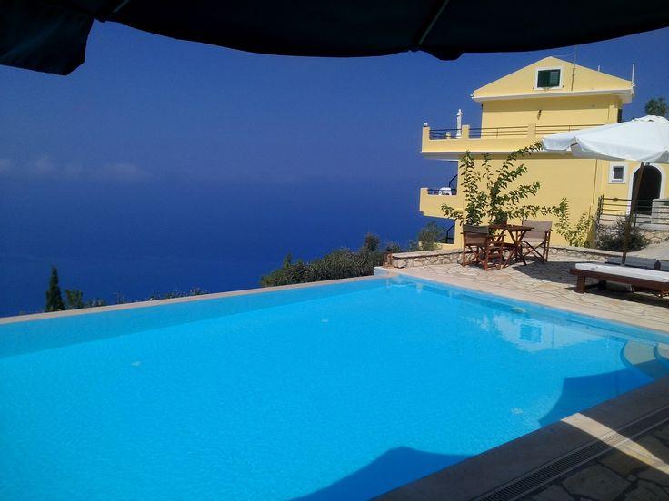 """Fantastico Studios is the Perfect destination just in the middle of the west coast of Lefkas. In creating """"Fantastico"""" the owner Karydis Gerasimos has offered a new dimension in high standard accommodation. http://lefkadarooms.com/fantastico-studios/"""