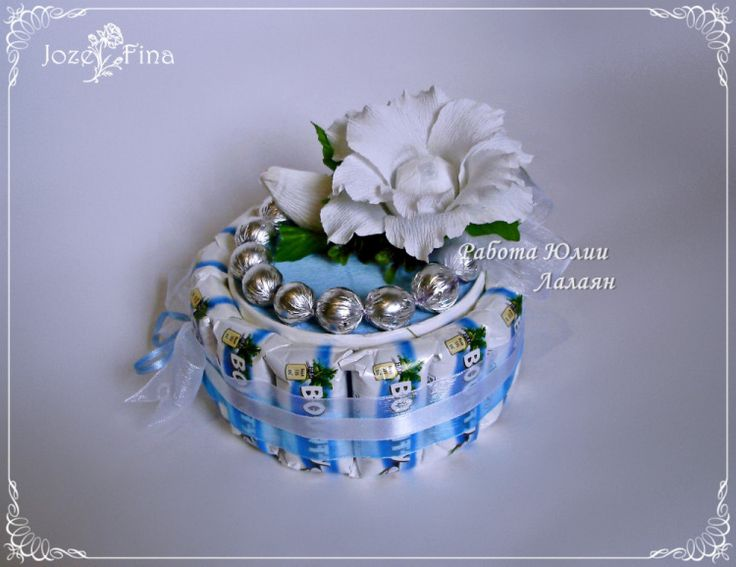 Gallery.ru / Фото #30 - КОНФЕТНЫЕ ТОРТЫ - jozefina-sweet