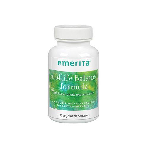 Emerita Midlife Balance Formula – 60 vcaps