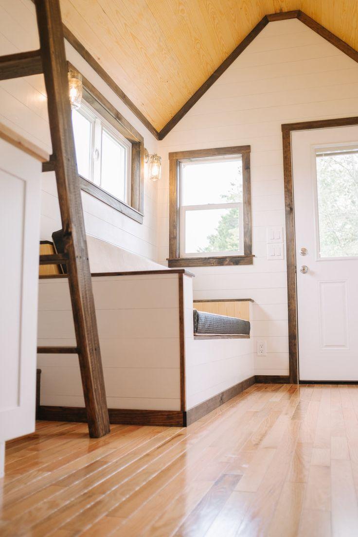 Best 25 loft ladders ideas on pinterest cottage system for Wind river custom homes