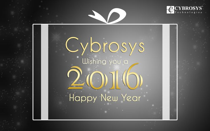 wishing you all a great new start. May you have a lifetime of happiness and success!