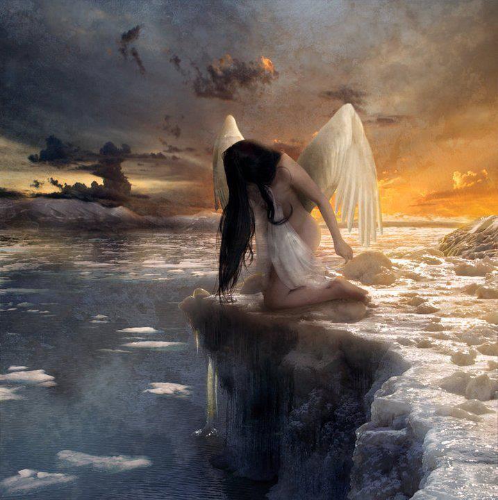 Ice angel   On The Win...
