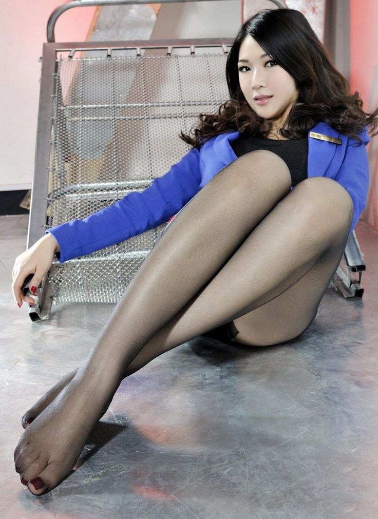 Appealingly Hot Pantyhose And 65