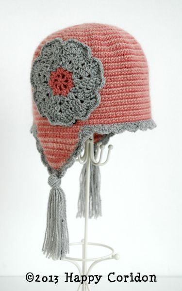 Crochet Jobs : Un tocco di rosa My job (crochet addicted) Pinterest