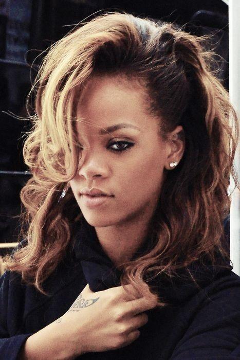 Rihanna - Chanteuse  From Barbade.
