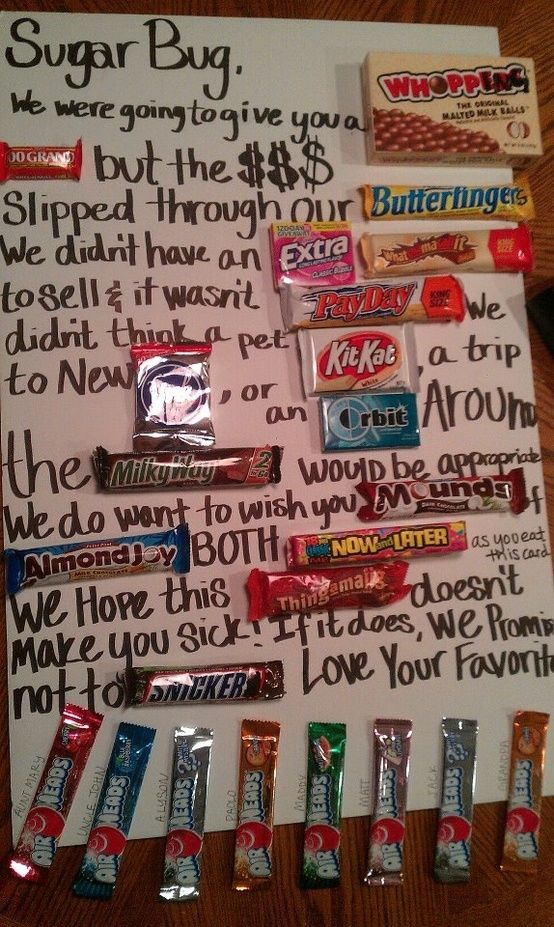 25  best ideas about birthday candy posters on pinterest