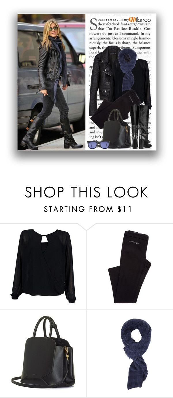 """Jannifer Aniston style"" by janee-oss ❤ liked on Polyvore featuring BEGA, Charlotte Russe, Tom Ford, milanoo, m26786 and m24604"