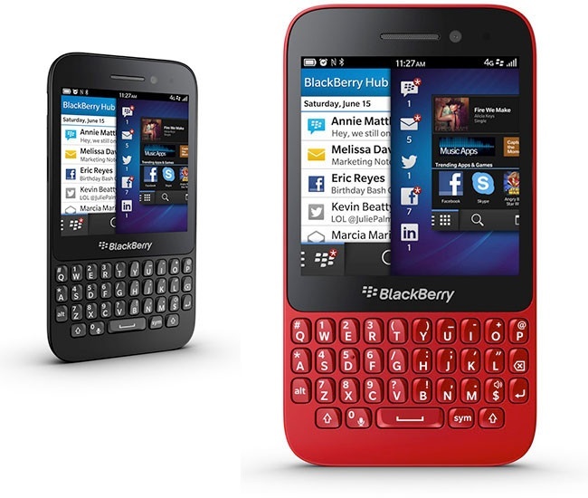 BlackBerry going to launch a new BlackBerry 10 OS smartphone known as BlackBerry Q5.