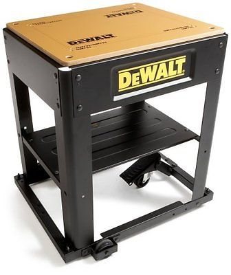 DEWALT DW7350 Planer Stand with Integrated Mobile Base, New, Free Ship
