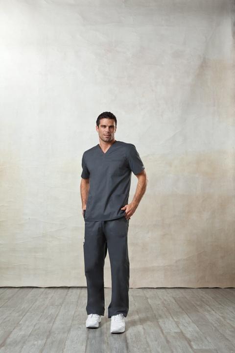 cherokee  scrubs  uniforms  fashion  men  nurse  medical  apparel