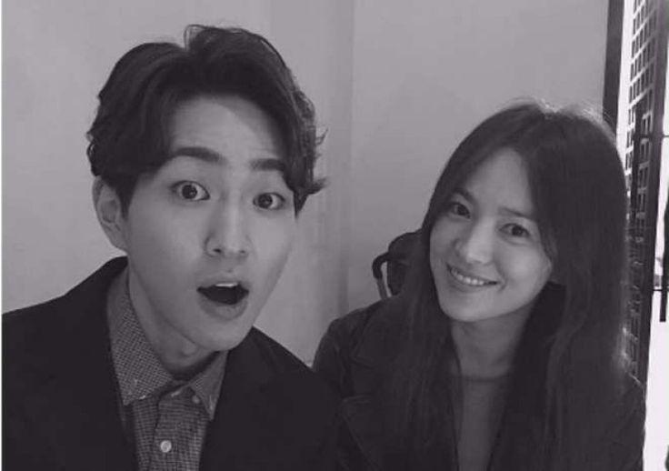 Song Jong Ki Kirim Truk Berisi Kopi ke Lokasi Syuting 'Moonlight Drawn