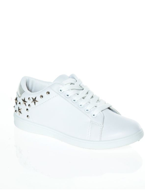 07678570b Ténis mulher com originais aplicações | Shoes | Tenis mulher, Tenis ...