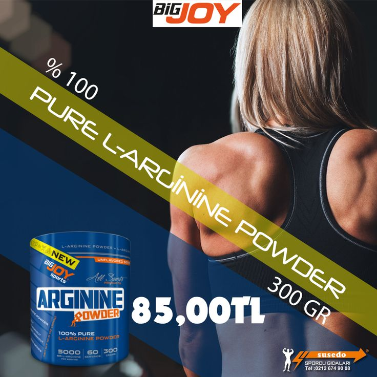 https://www.susedo.com.tr/BigJoy*100-Pure-L-Arginine-Powder-300Gr Sipariş ve sorularınız için WhatsApp: 0532 120 08 75 Telefon: 0212 674 90 08 E-posta: siparis@susedo.com.tr #bodybuilding #supplement #workout#creatin #muscle #body #healty#strong #energy #spora #fitness #gym#vücutgeliştirme #spor #sağlık #güç#egzersiz #protein #proteintozu#kreatin #kas #vücut #güç #ek #enerji
