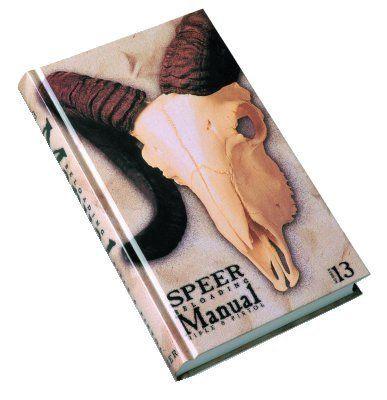 Speer Reloading Manual 13 by Speer. Speer Reloading Manual 13.