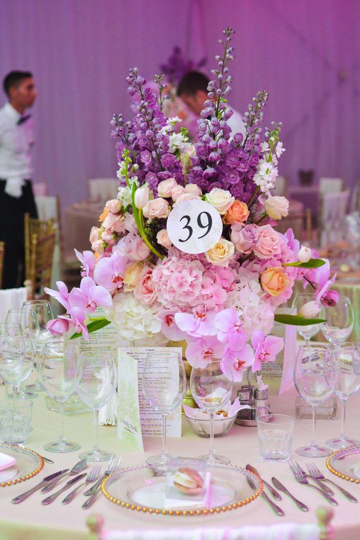 Aranjamente florale nunta wedding decoration Wedding idea