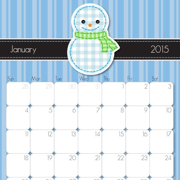 25 best ideas about Free printable calendars 2015 on Pinterest