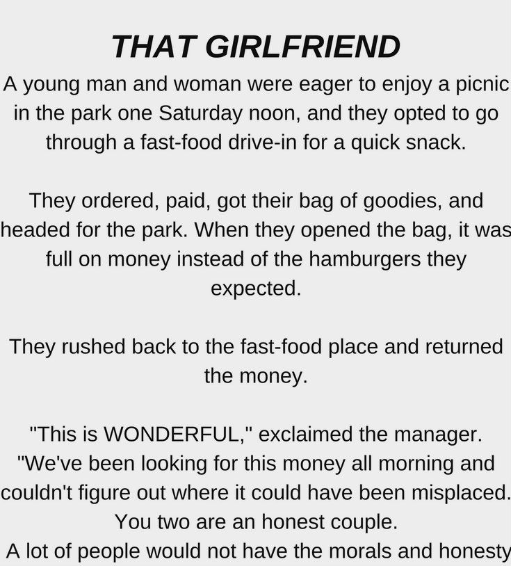 That Girlfriend Funny Story Funny Stories Funny Quotes Girlfriend Humor