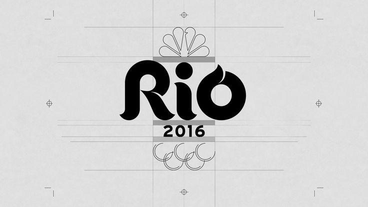 NBC Sports Rio 2016 Olympic Logo