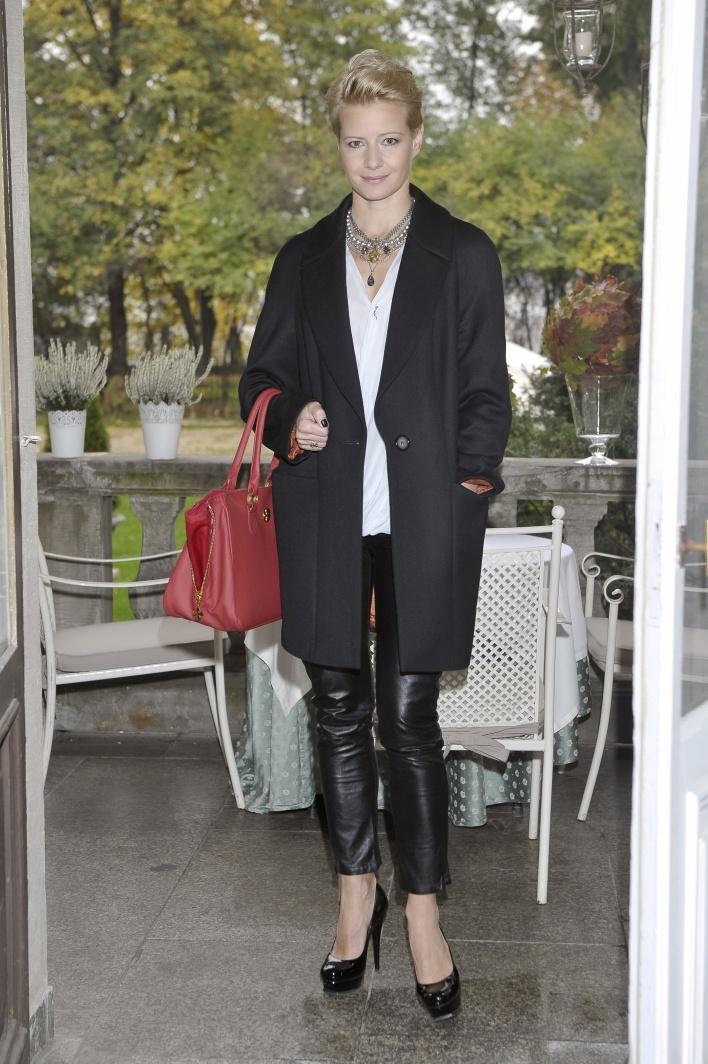 Małgorzata Kożuchowska w marce Aryton  zdjęcie: AKPA