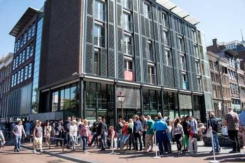 Skip the Line: Anne Frank House & WW II Walking Tour