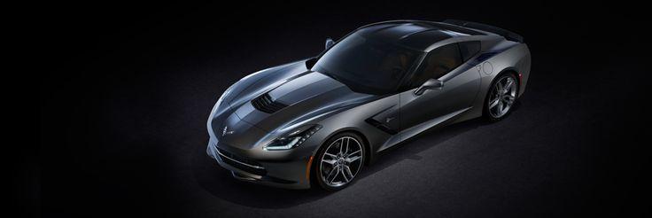 2013 Chevy Corvette Coupe | Sports Car | Chevrolet