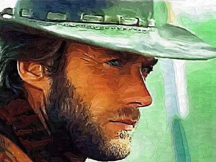 Clint Eastwood Cowboy Wallpaper: 50 Best Images About Clint Eastwood On Pinterest