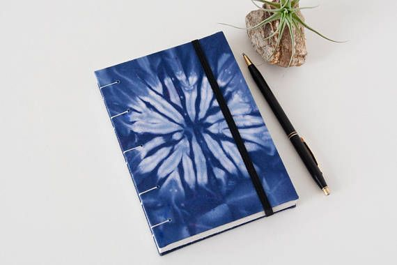 A6 Journal Diary  Travel Journal with Unlined Pages by Mettaville