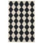 Nomad Black 8 ft. x 10 ft. Area Rug