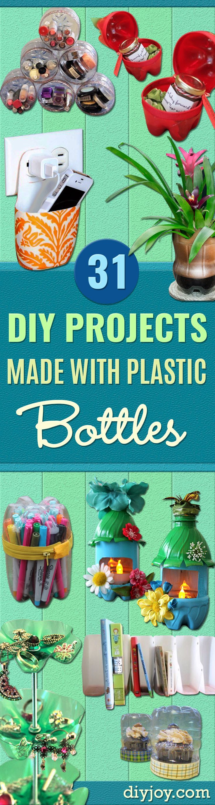 Best 25 Plastic bottle crafts ideas only on Pinterest Plastic