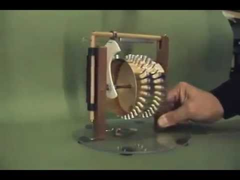 Evolution of Perpetual Motion, WORKING Free Energy Generator.mp4  More investigation is required