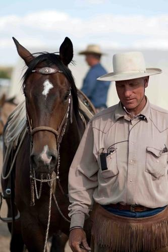 "‎""Whether it's horses or whatever it is you do, it doesn't become an art until your soul goes into what you do.""  - Buck Brannaman Cutting western quarter paint horse appaloosa equine tack cowboy cowgirl rodeo ranch show pony pleasure barrel racing pole bending saddle bronc gymkhana"